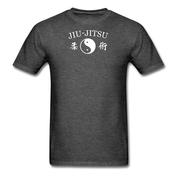 Men's T-Shirt - heather black