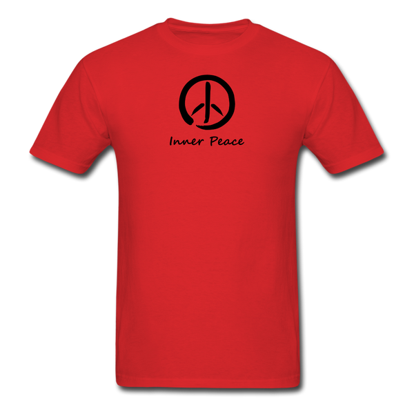 Inner Peace T-Shirt - red