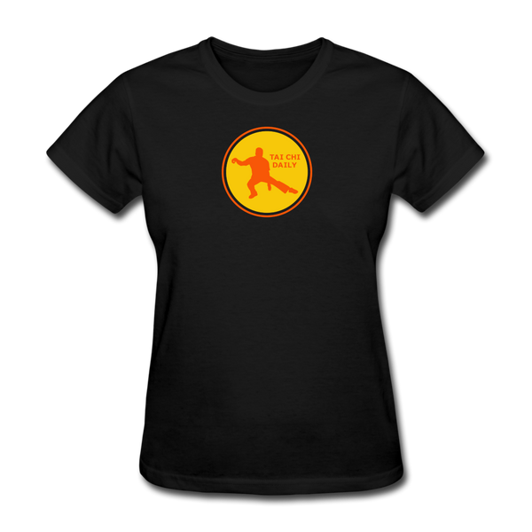 Tai Chi Daily T-Shirt - black