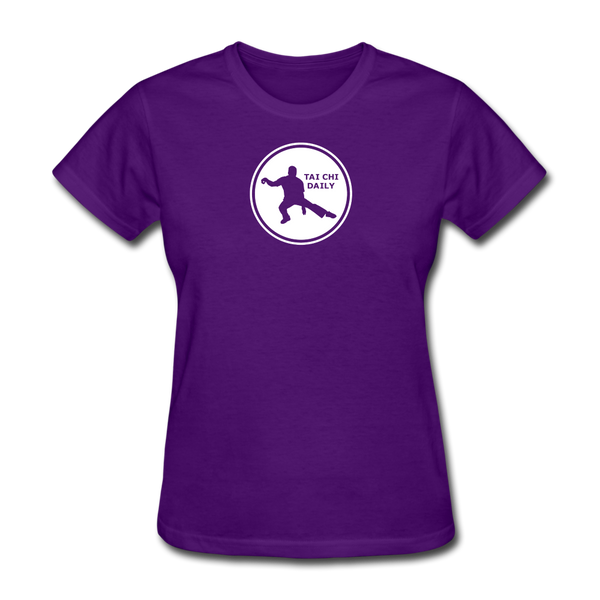 Tai Chi Daily T-Shirt - purple