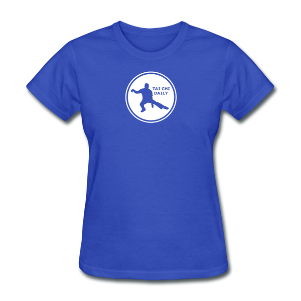 Tai Chi Daily T-Shirt - royal blue