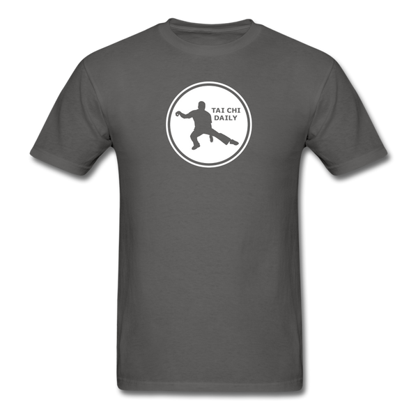 Tai Chi Daily T-Shirt - charcoal