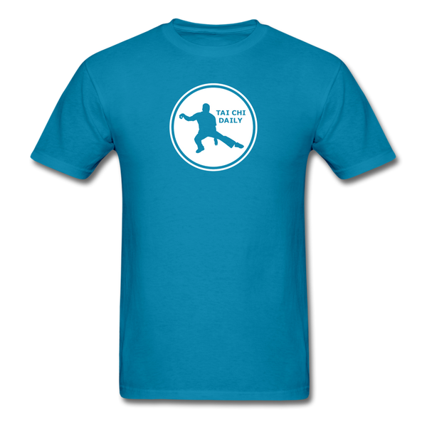Tai Chi Daily T-Shirt - turquoise
