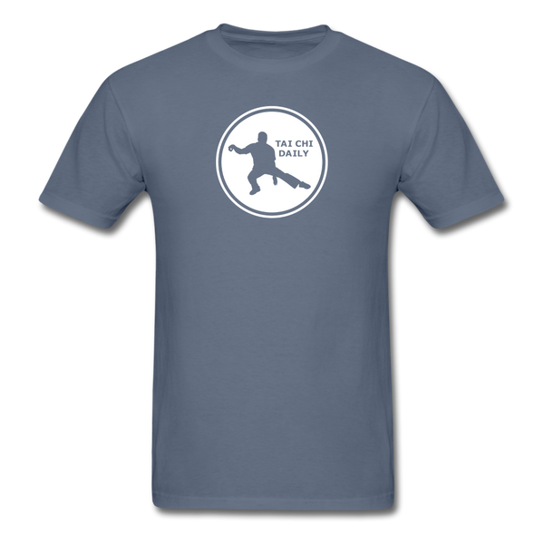 Tai Chi Daily T-Shirt - denim
