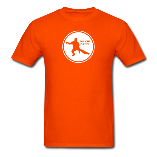 Tai Chi Daily T-Shirt - orange