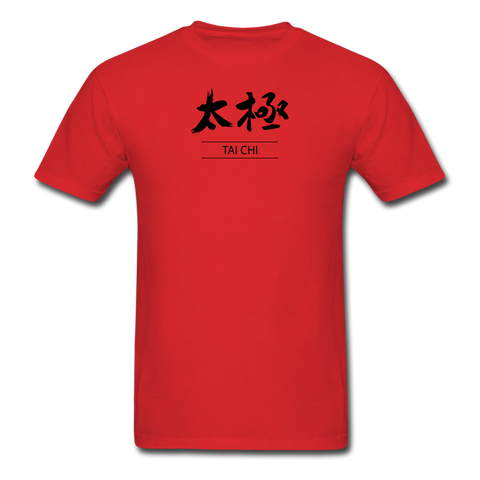 Tai Chi T-Shirt - red