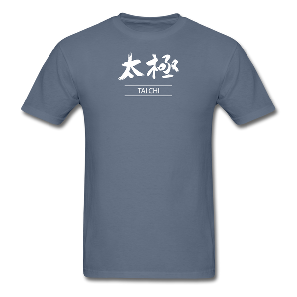 Tai Chi T-Shirt - denim