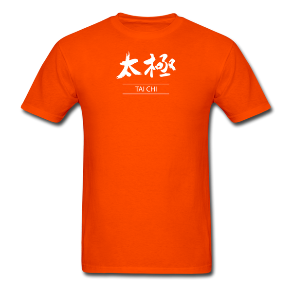 Tai Chi T-Shirt - orange