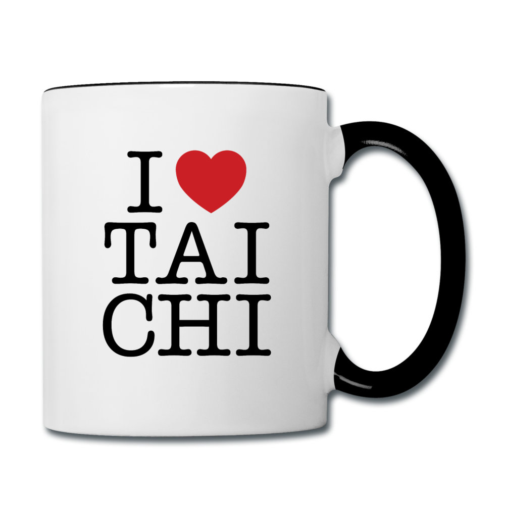 I Love Tai Chi Coffee Mug