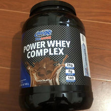 Load image into Gallery viewer, Serious Mass Muscle Biox Whey Protein Powder pounds nutrition supplement.