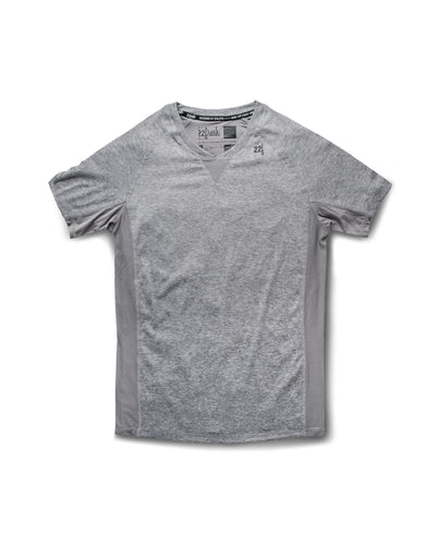 FreshTECH: Youth Tee - Grey