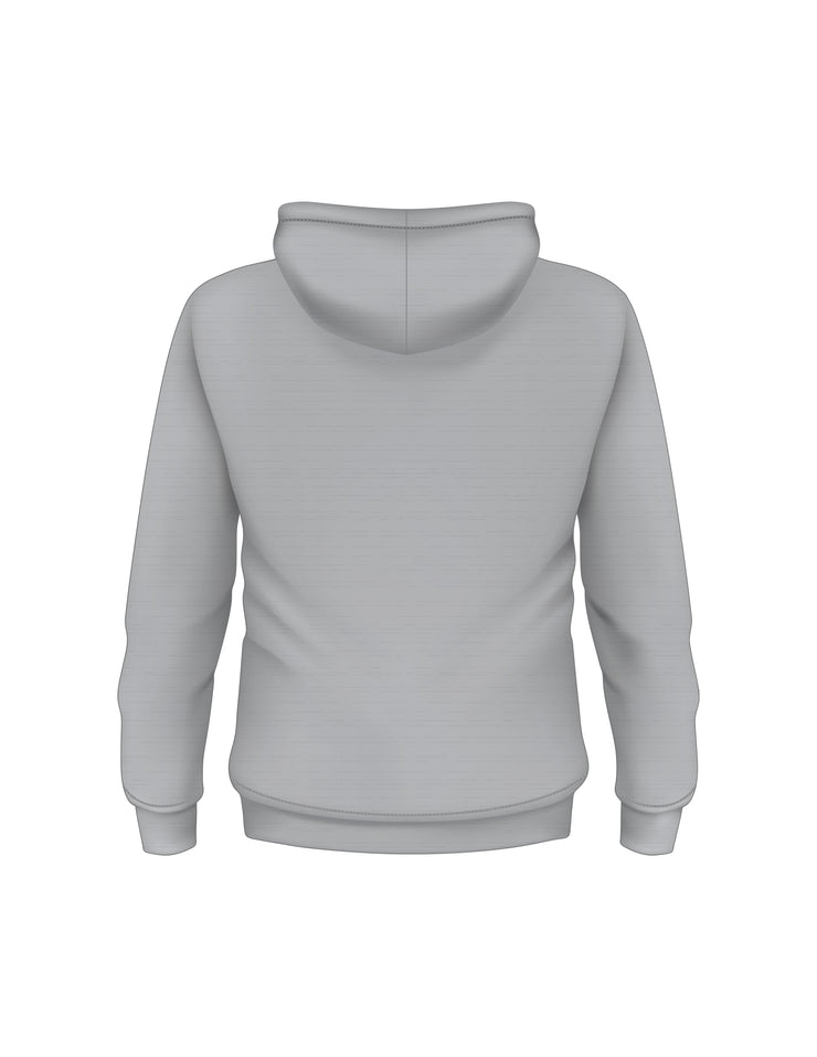 Fresh Fleece Classic Hoodie - Athletic Grey