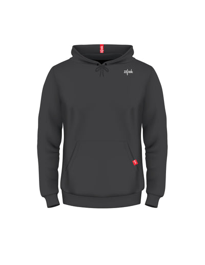 Fresh Fleece Classic Hoodie - Black