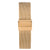 Men's Mesh Band - Gold 20MM