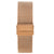 Men's Mesh Band - Rose Gold 20MM