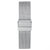 Men's Mesh Band - Silver 20MM
