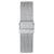 Women's Mesh Band - Silver 18MM