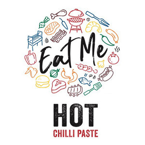 EAT ME HOT CHILLI PASTE