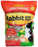 Sweet Harvest Rabbit Food, Premium Timothy Hay Pellets with added Specialty Ingredients, 4 lbs Bag