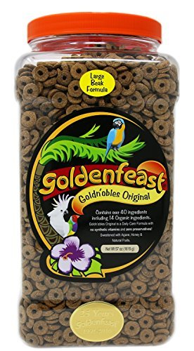 Goldenfeast Goldn'obles Original: Net Wt 57oz (1615 g)