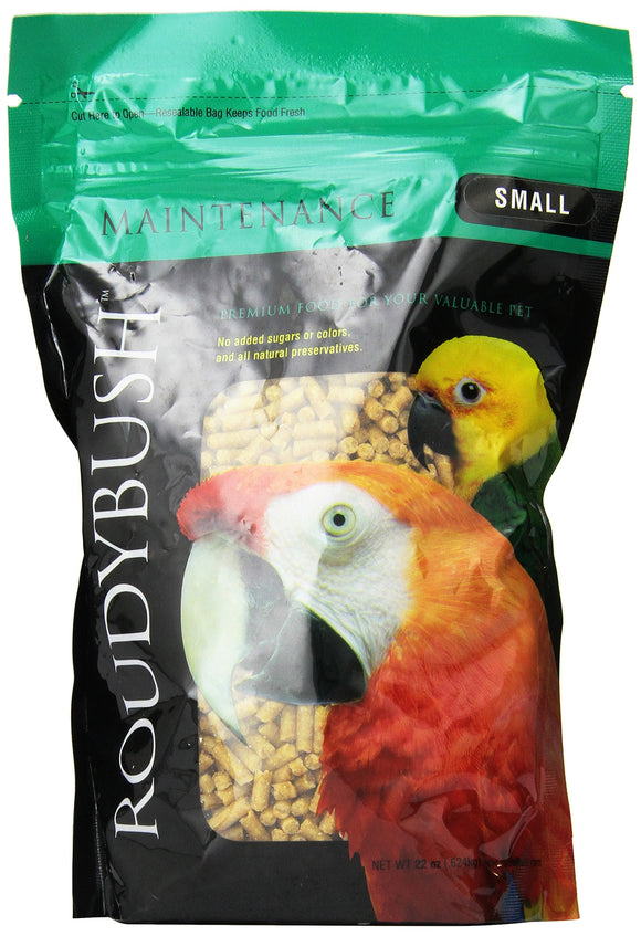 Roudybush Daily Maintenance Bird Food, Small, 22-Ounce