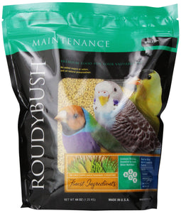 Roudybush Daily Maintenance Bird Food, Nibles, 44-Ounce