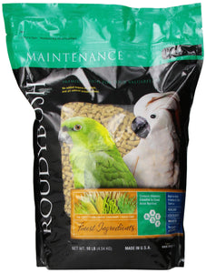 Roudybush Daily Maintenance Bird Food, Medium, 10 Pound