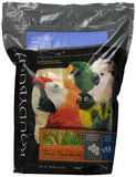 RoudyBush Low Fat Bird Food, Nibles, 10-Pound