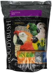 Roudybush Breeder Bird Food, 10 Pound, Medium