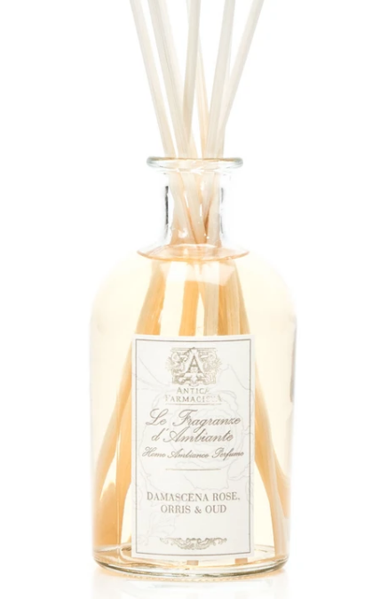 Antiqua Farmacista Damascena Rose, Orris & Oud Diffuser  250 ml