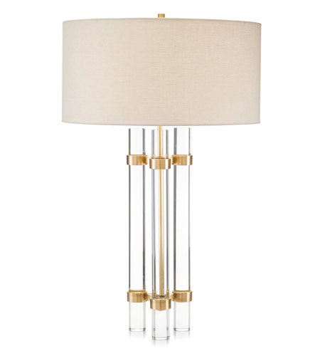 Glass Rod Table Lamp 32