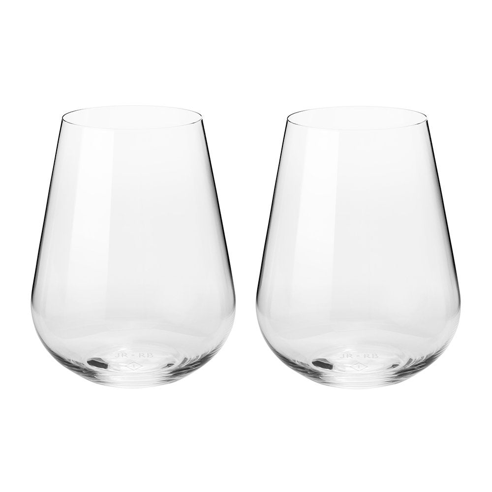 Richard Brendon Stemless Wine Glass