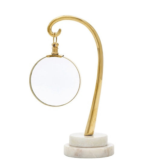 Gauss Magnifying Glass/Gold