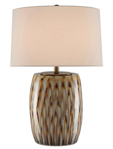 Milner Caramel Table Lamp