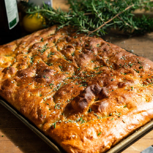 Seasonal Focaccia Add-On
