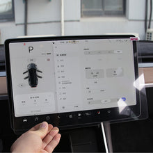 "Load image into Gallery viewer, Tesla Model 3 Screen Protector (15"") - teslaprints.myshopify.com"