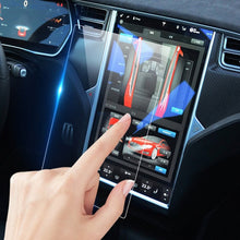 Load image into Gallery viewer, Tesla Model S/X Screen Protector - teslaprints.myshopify.com