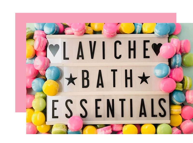 Laviche Bath essentials