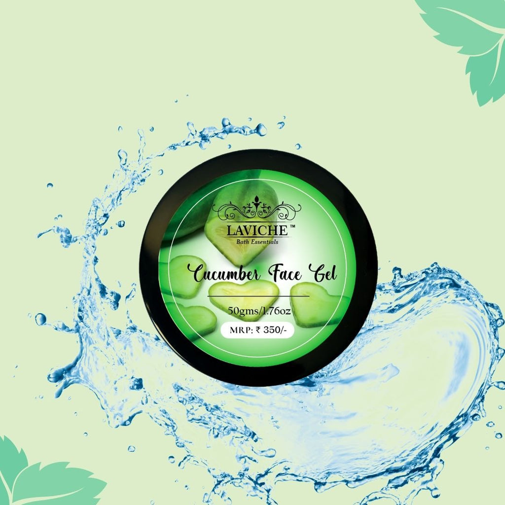 Cucumber Face Gel