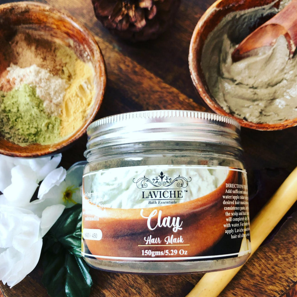 Clay Hair Mask