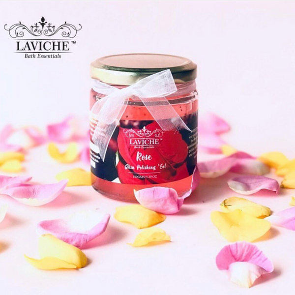 Rose Skin Polishing Gel