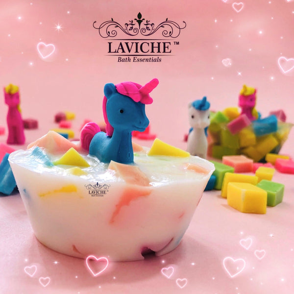 Unicorn Eraser Soap