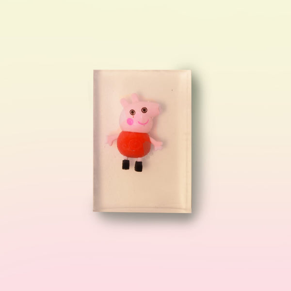 Peppa Pig Eraser Soap