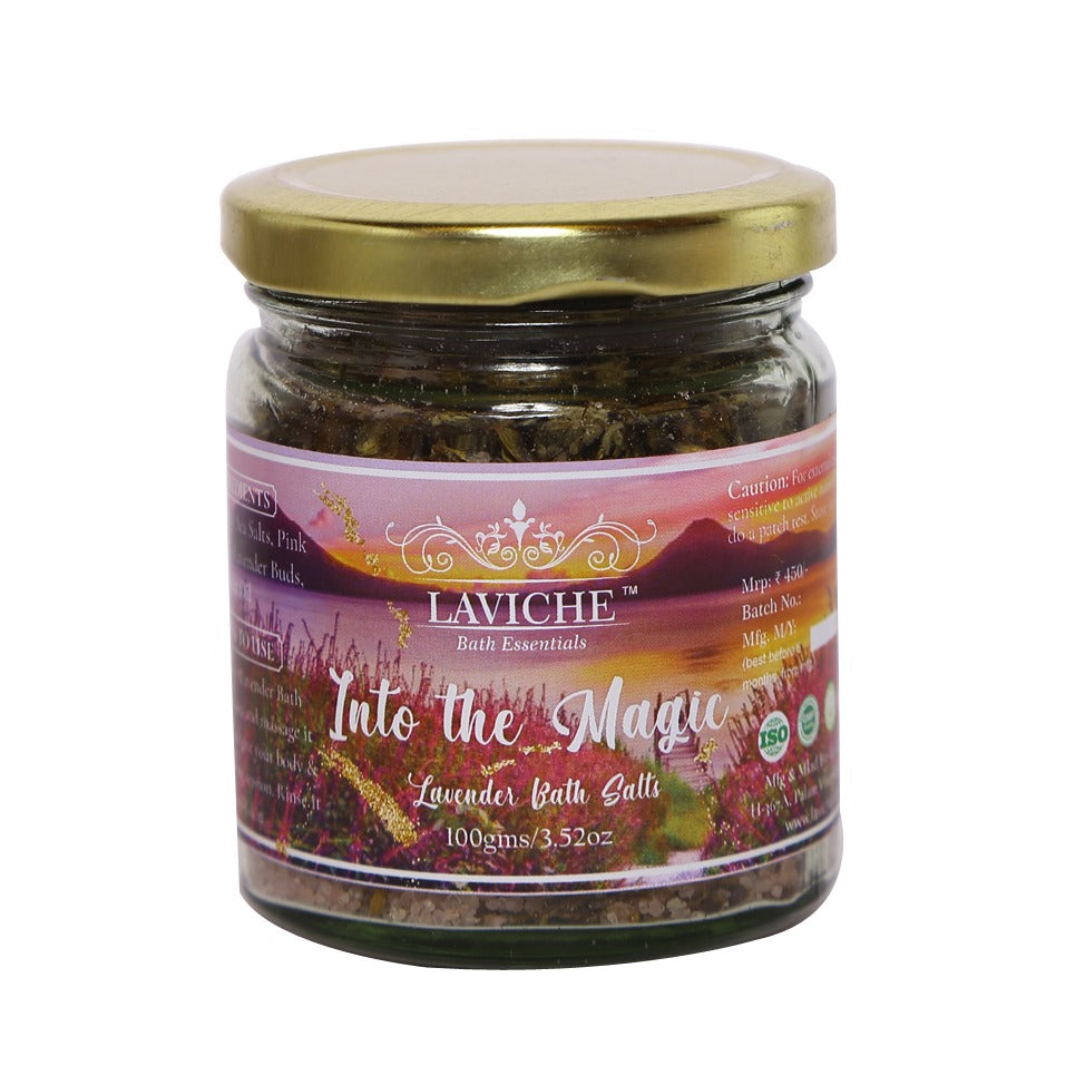 Into the Magic - Lavender Bath Salts