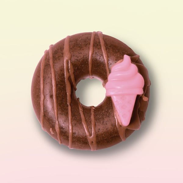 Chocolate Donut Soap