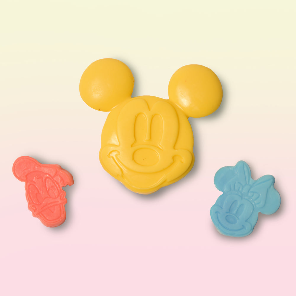 Mickey Mouse Disney Soaps