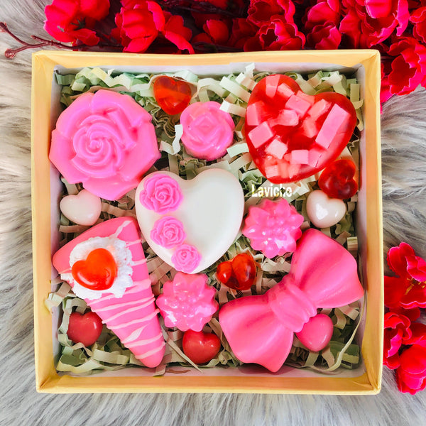 Valentine Soap Box