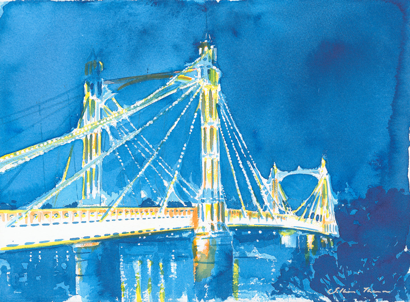 Albert Bridge (original)