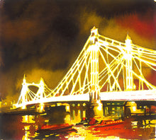 Load image into Gallery viewer, The Albert Bridge
