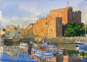 Castle Rushen (original)
